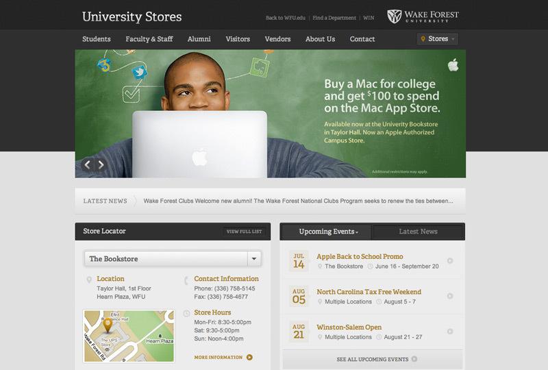 University Stores