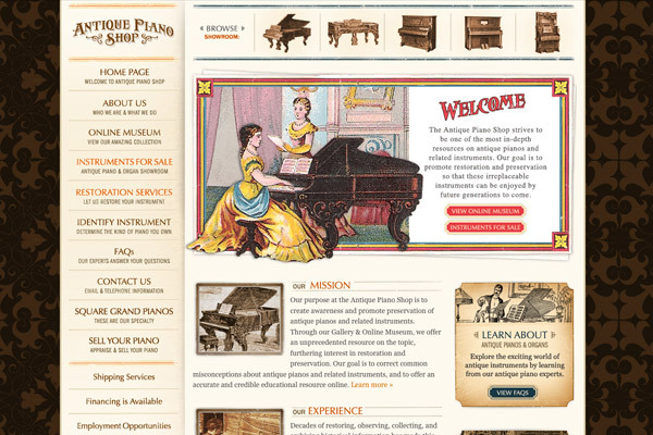 Antiquepianoshop