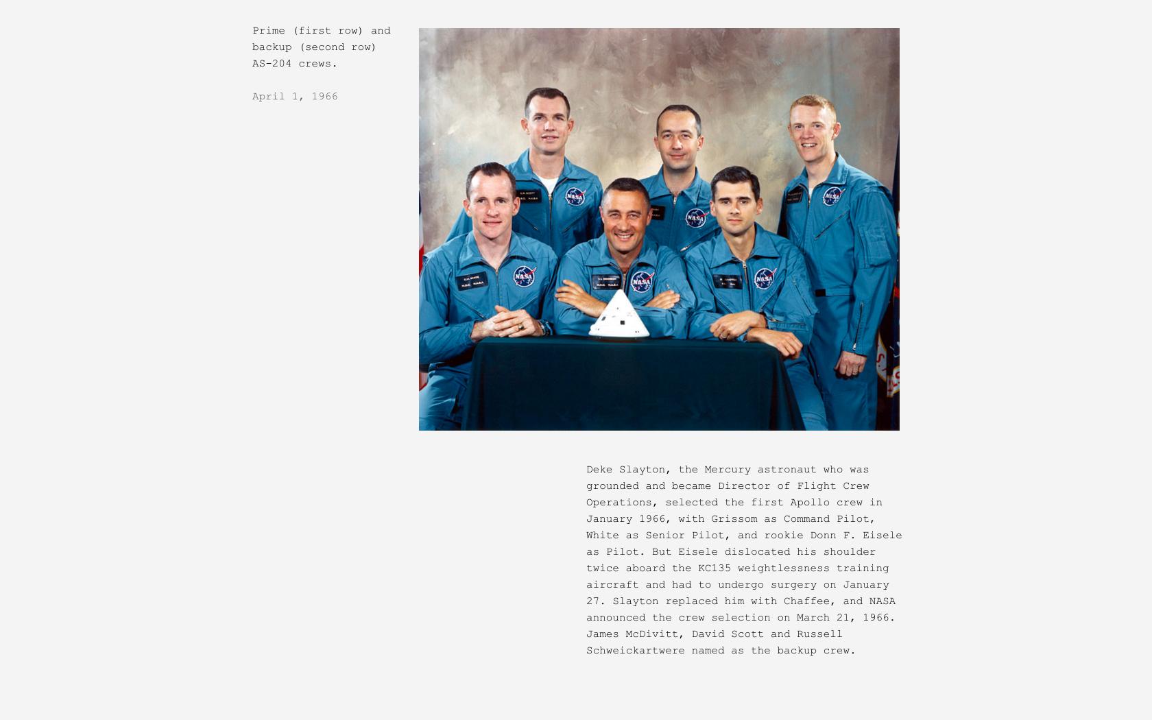 Apollo 06