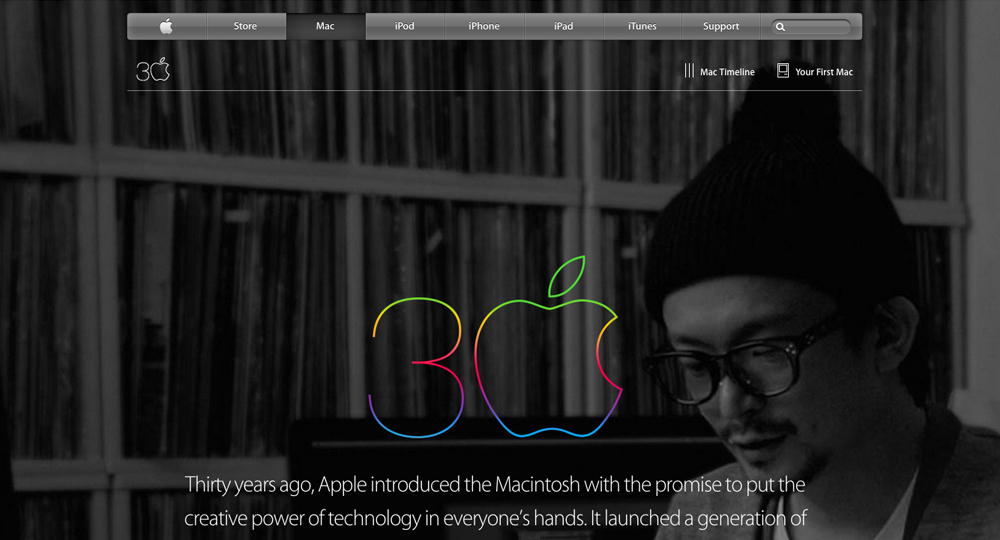 Apple 30 Years