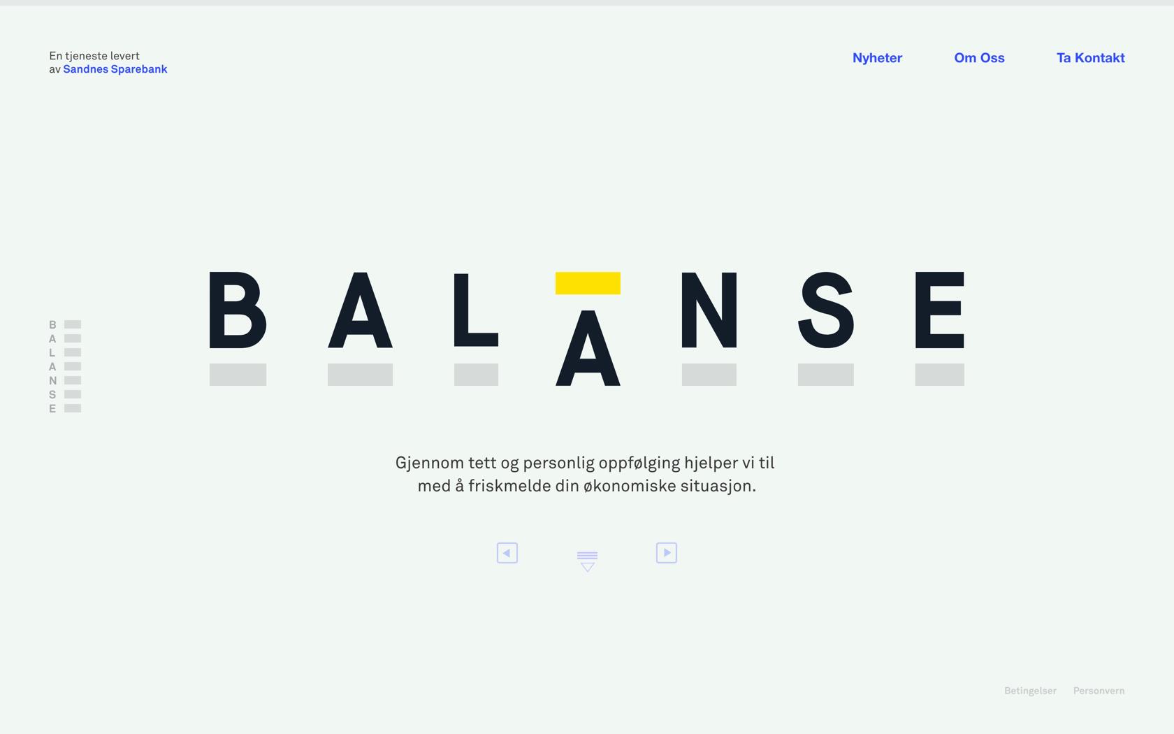 Balansebank 01