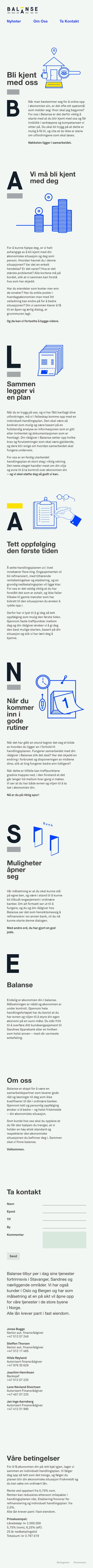 Balansebank 11