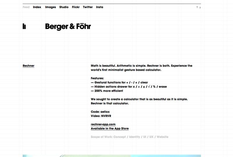 Bergerfohr