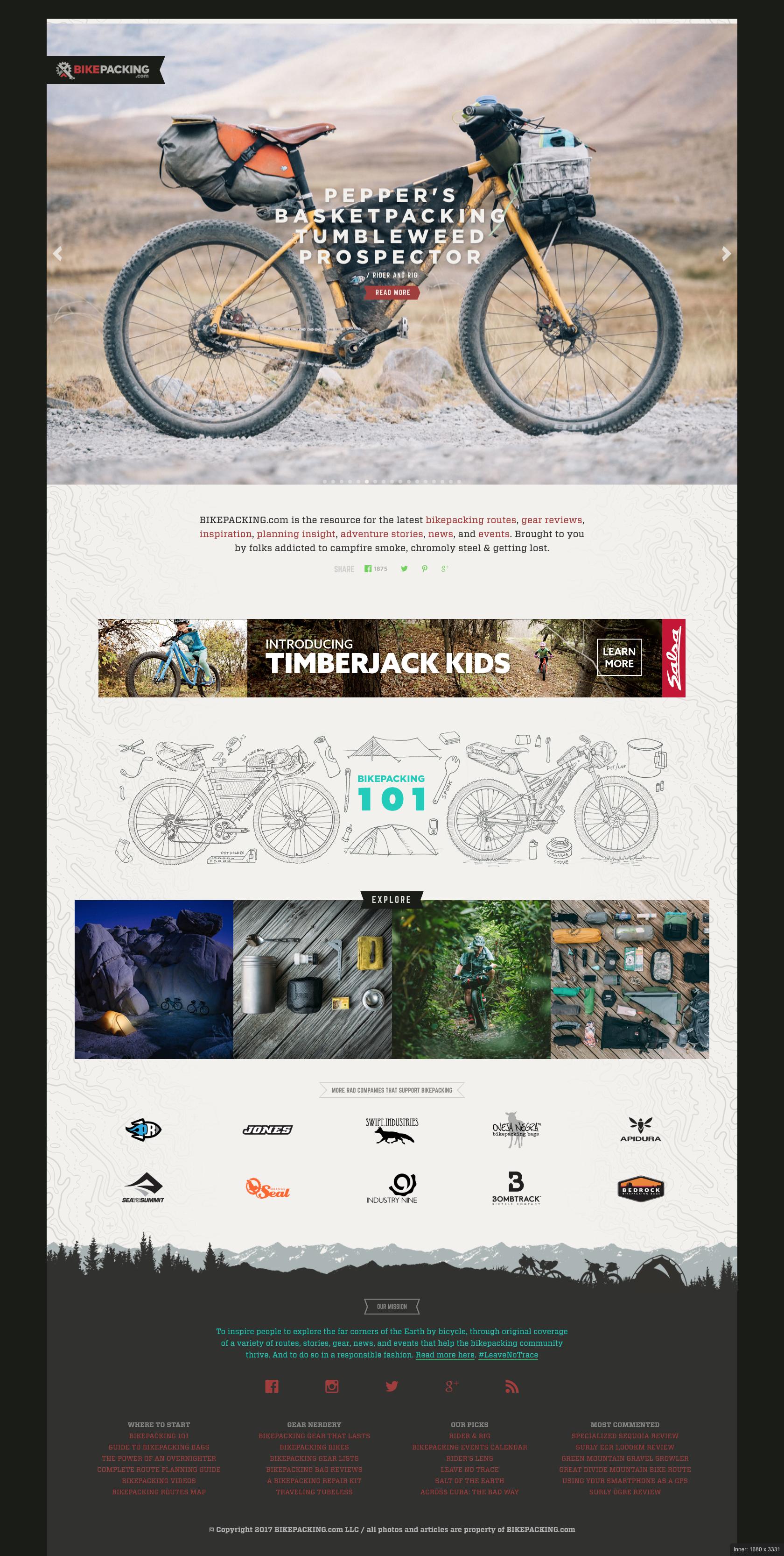 Bikepacking 01