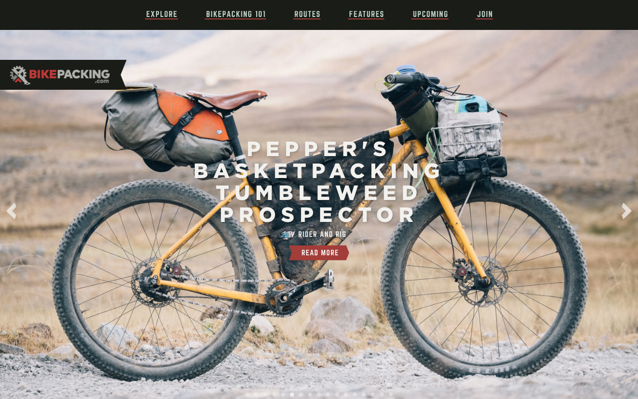 Bikepacking Preview