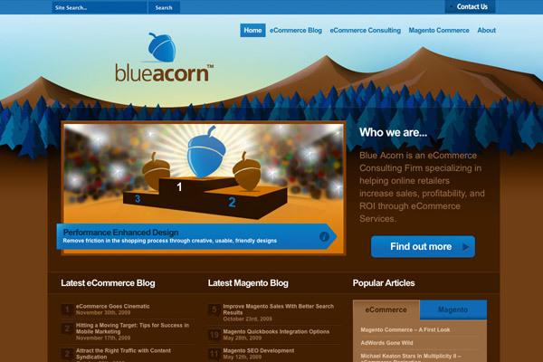 Blueacorn