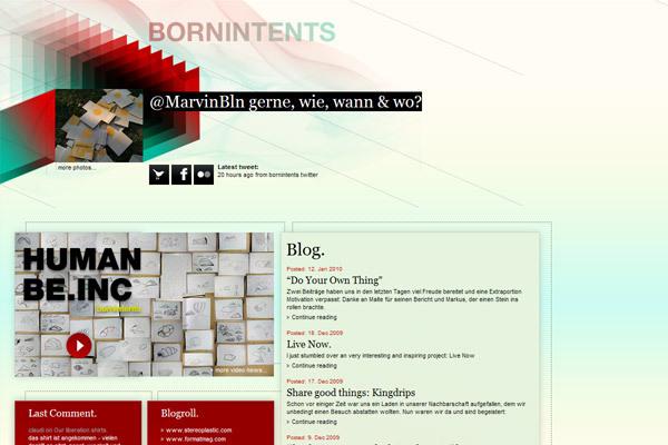 Bornintents