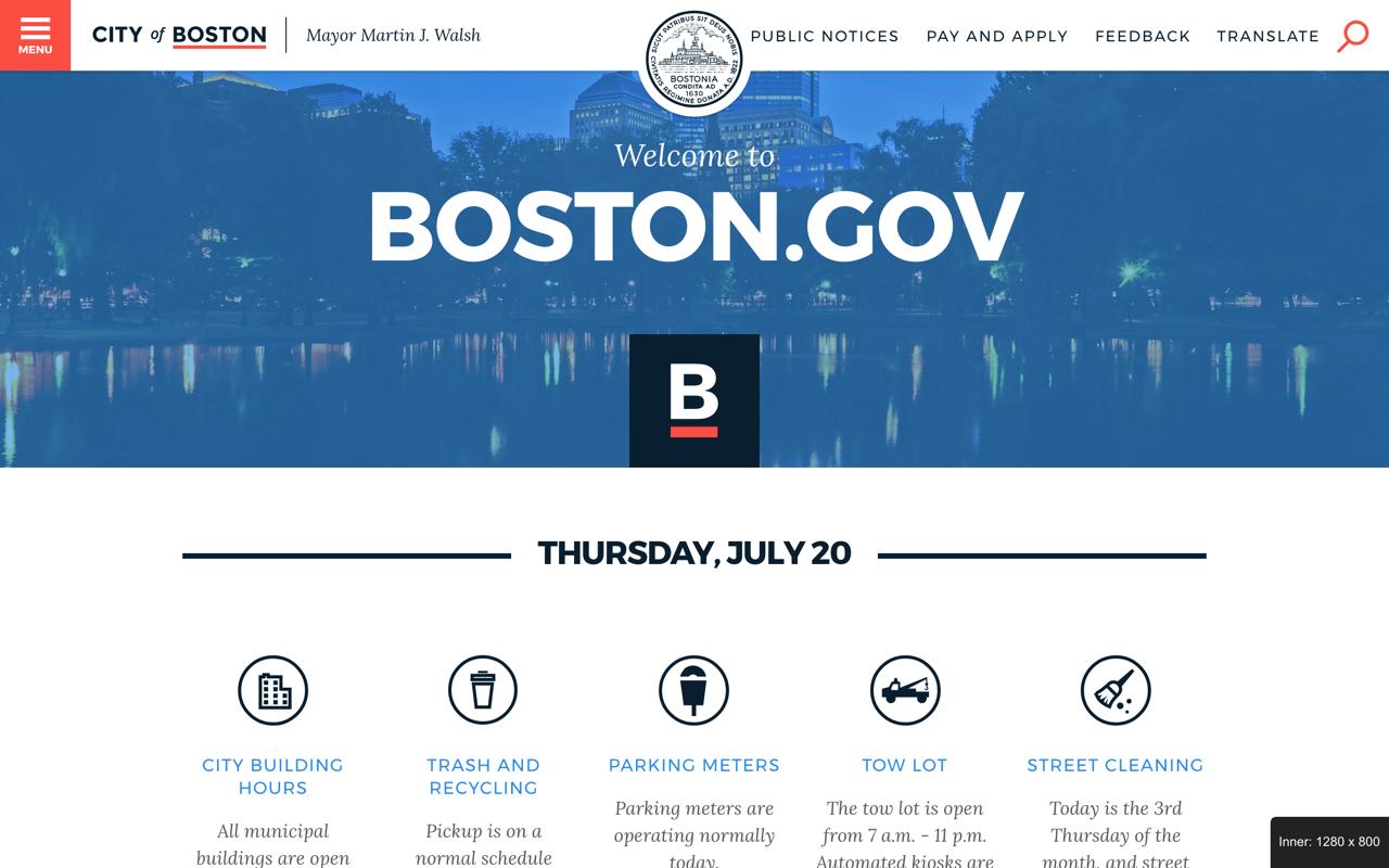 Boston Preview