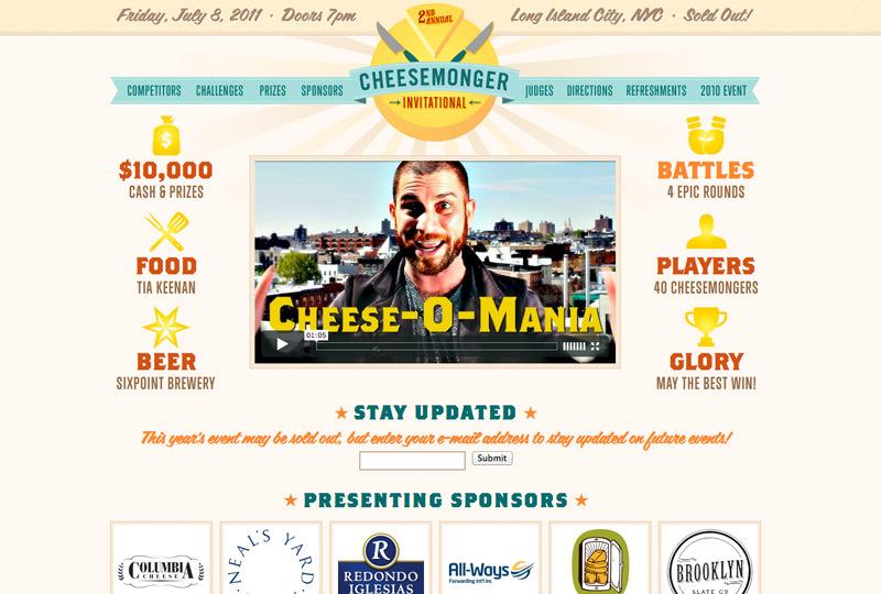 Cheesemongerinvitational