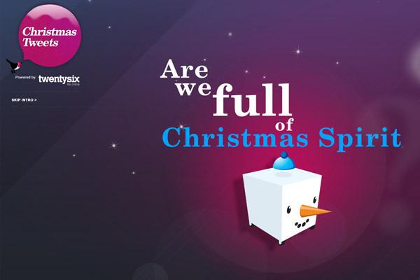 Christmastweets