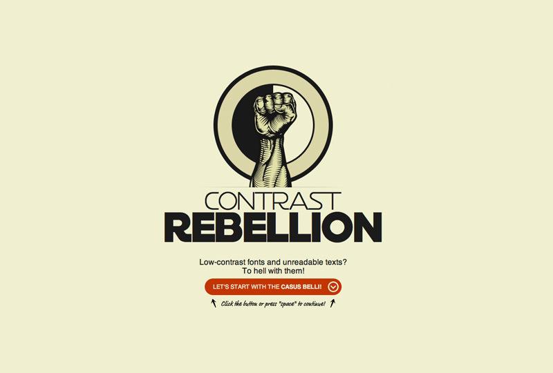 Contrastrebellion