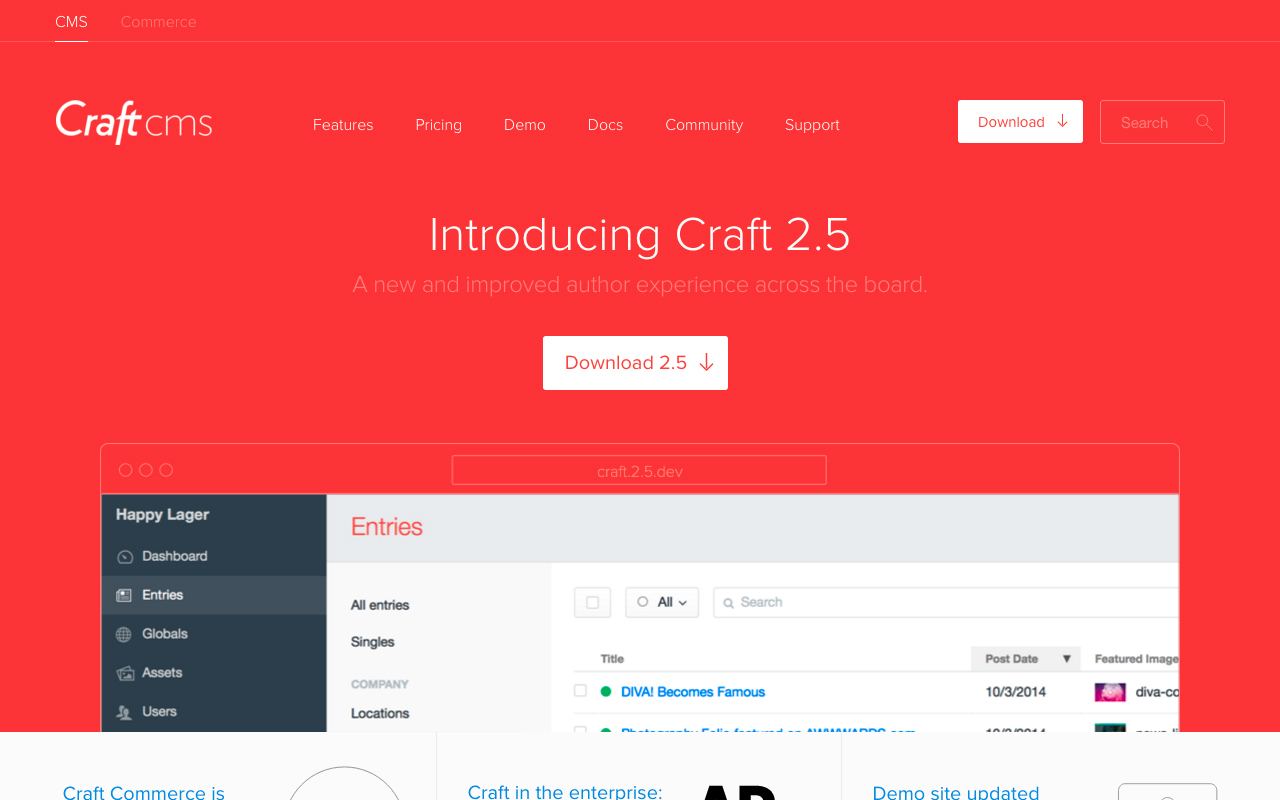 Craftcms Preview