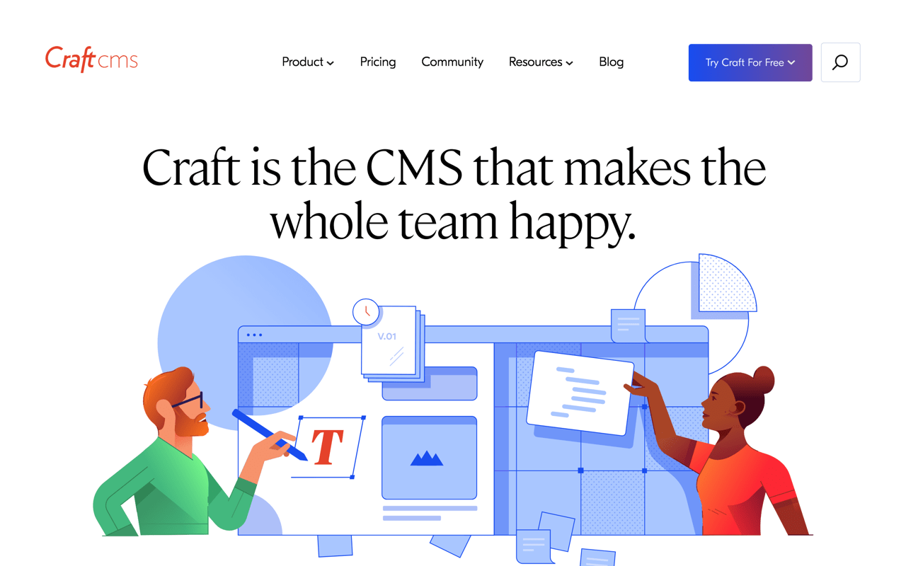 Craftcms Relaunch Preview