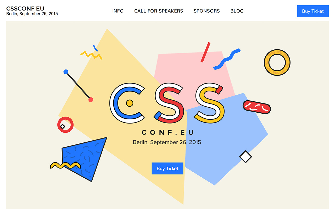 Cssconf2015 Preview