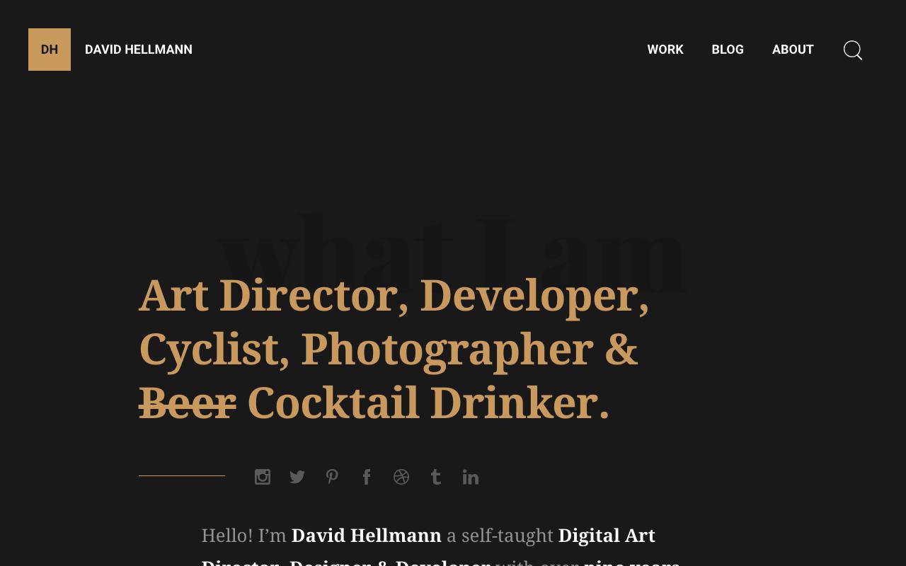 Davidhellmann Gold Preview