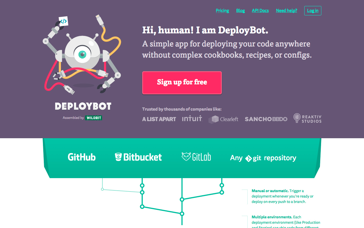 Deploybot Preview