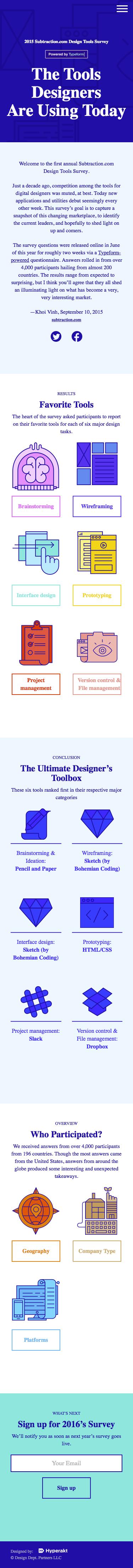 Designer Tools 12