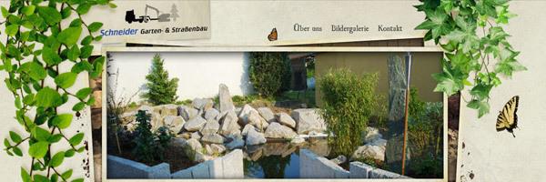 E Schneider Garten