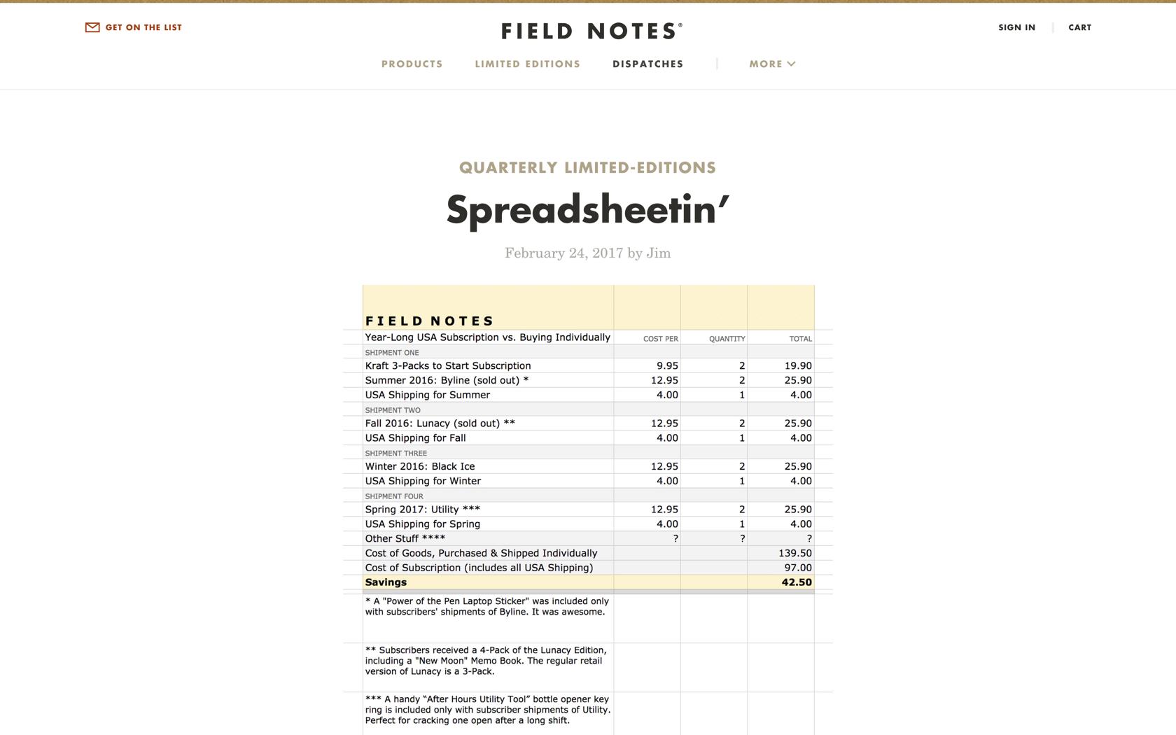 Fieldnotesbrand 08
