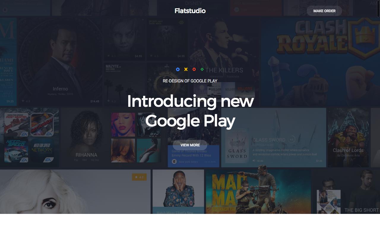 Flatata Preview