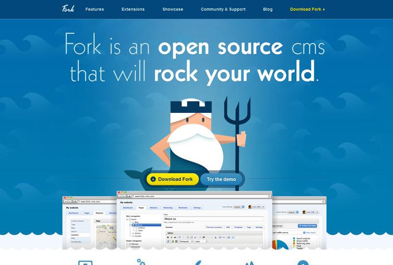Fork Cms