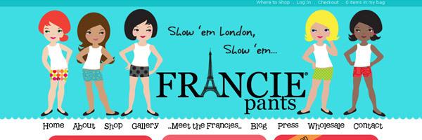 Francie Pants