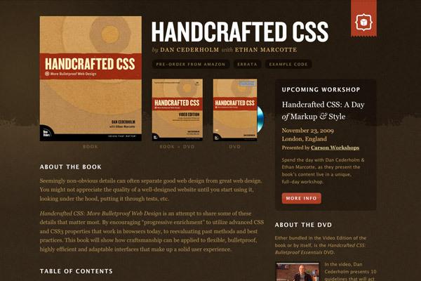 Handcraftedcss