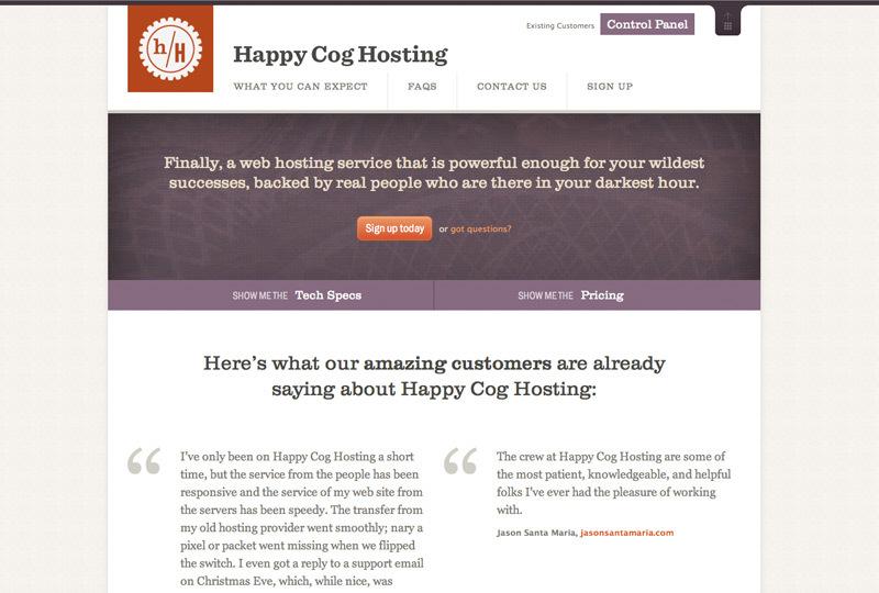 Happycoghosting