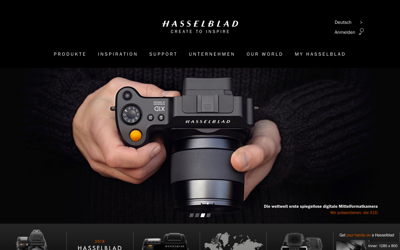 Hasselblad Preview
