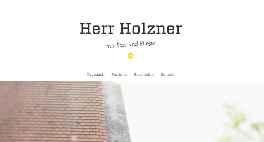 Herrholzner