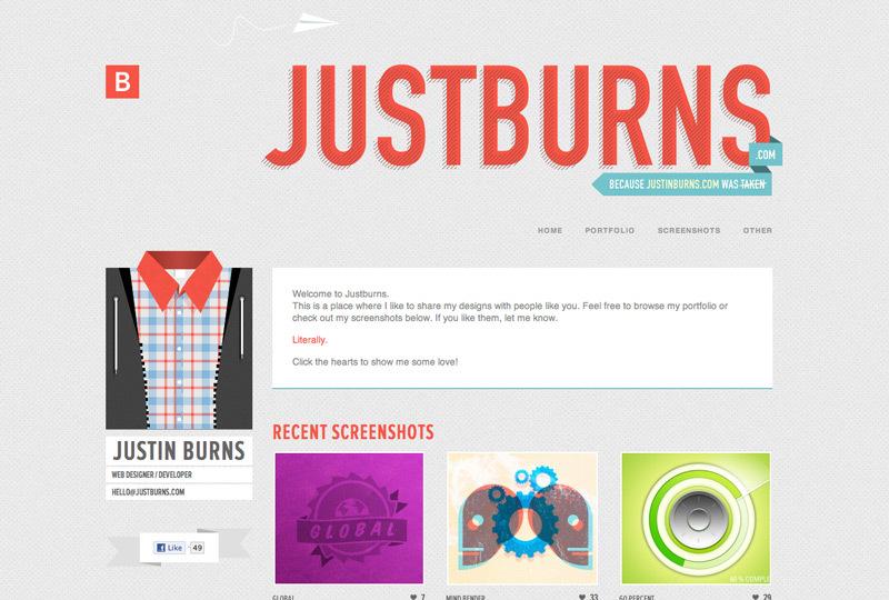 Justburns