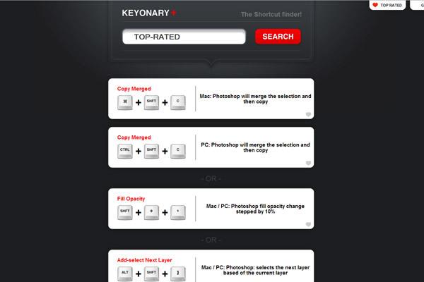 Keyonary