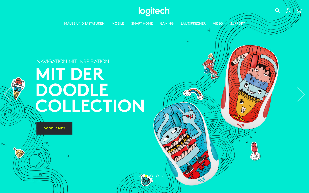 Logitech Preview
