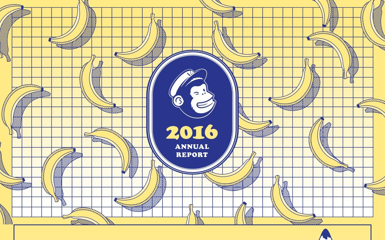 Mailchimp Annual Report Preview