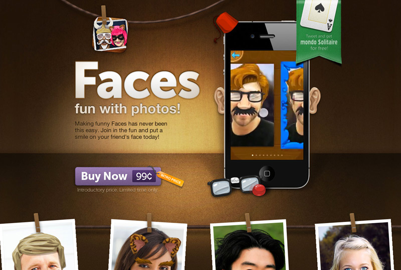 Makefaces