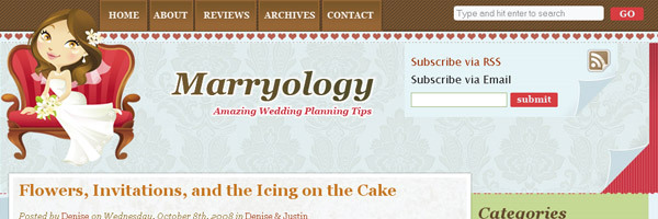 Marryology