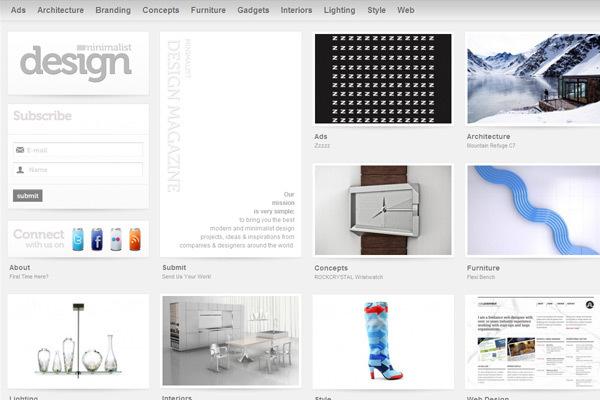 Minimalistdesign