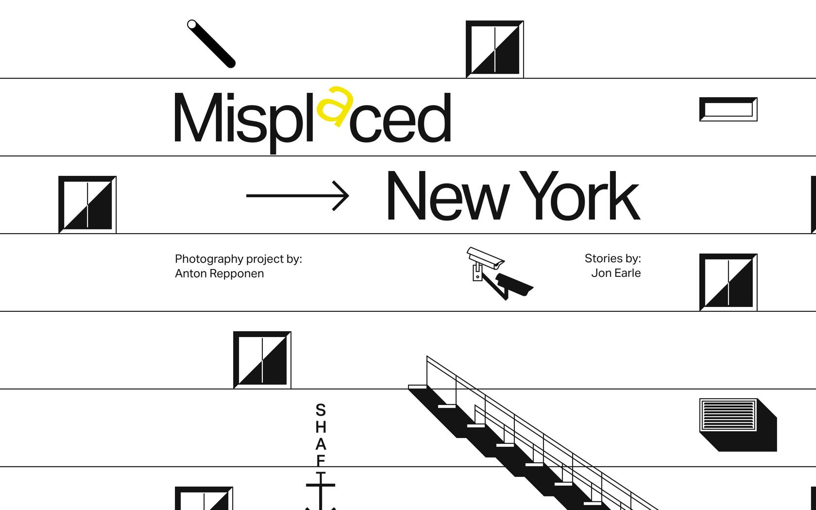 Misplaced 01