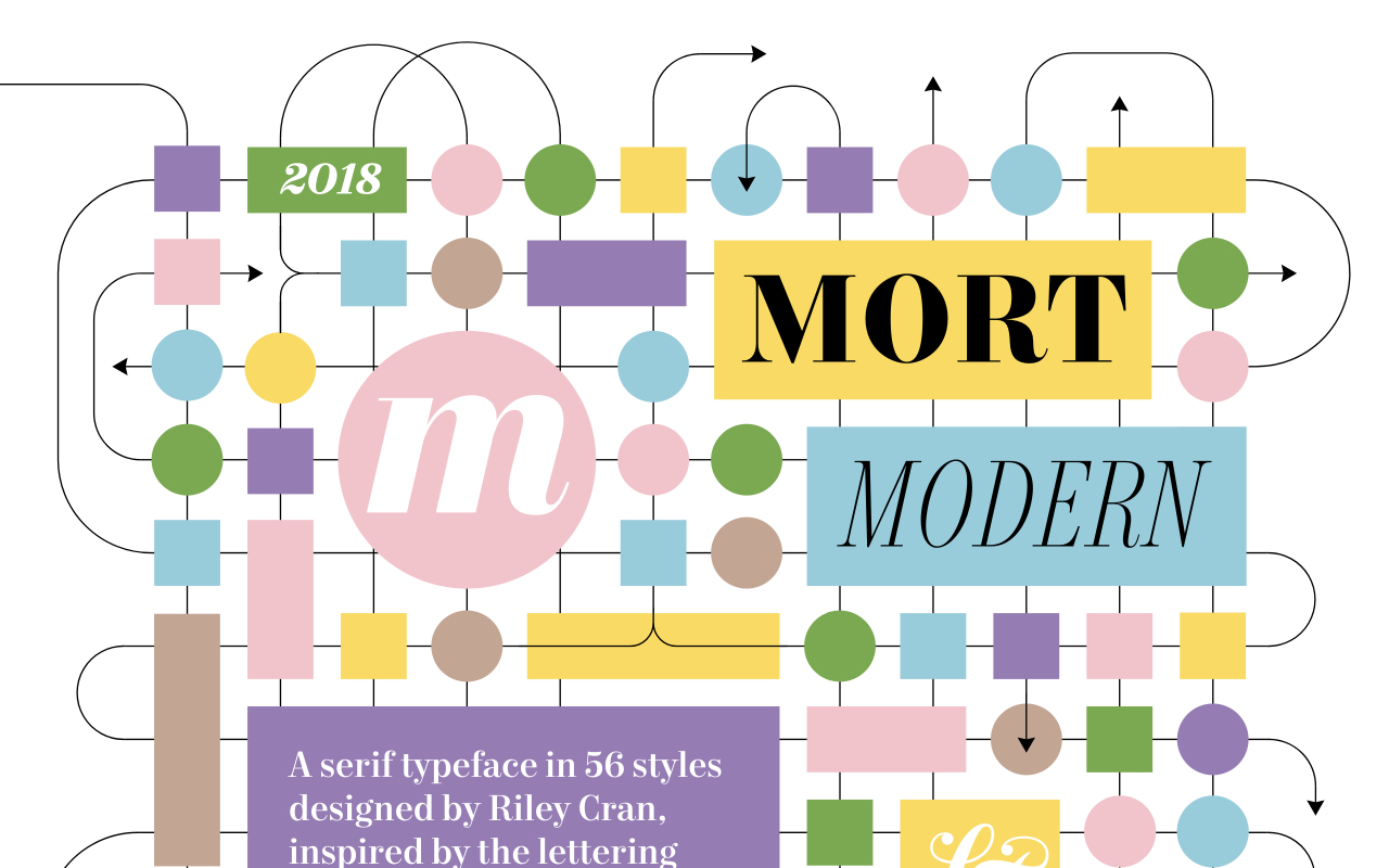 Mort Modern Preview