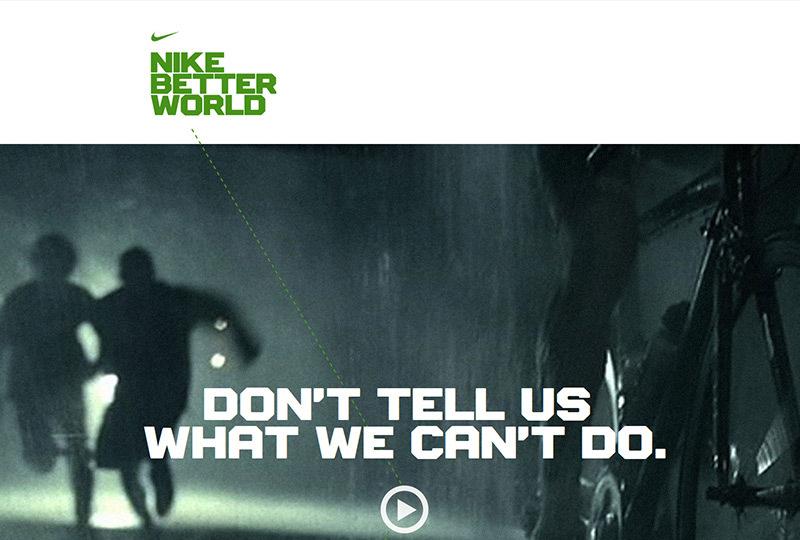 Nikebetterworld