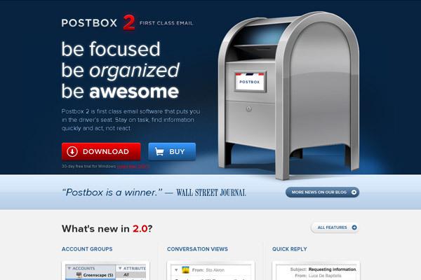 Postbox Inc
