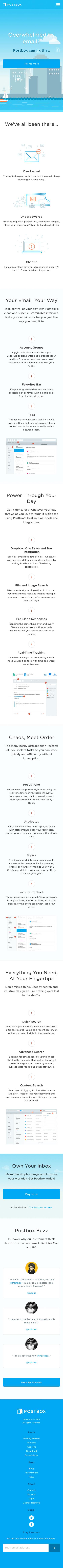 Postbox Inc 08
