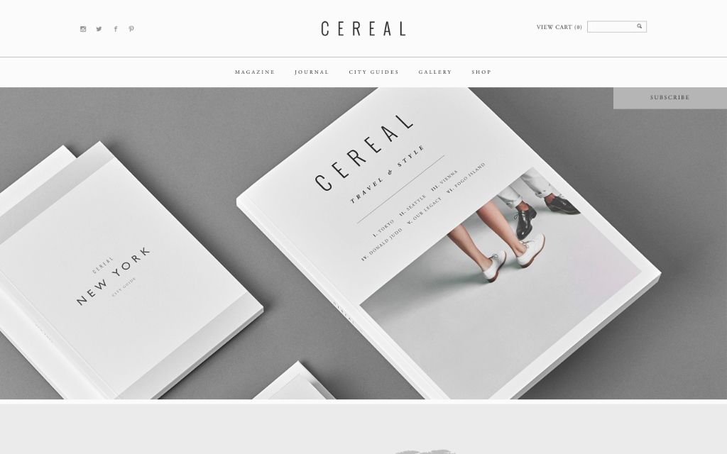 Readcereal Preview