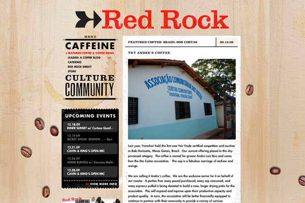 Redrockcoffee