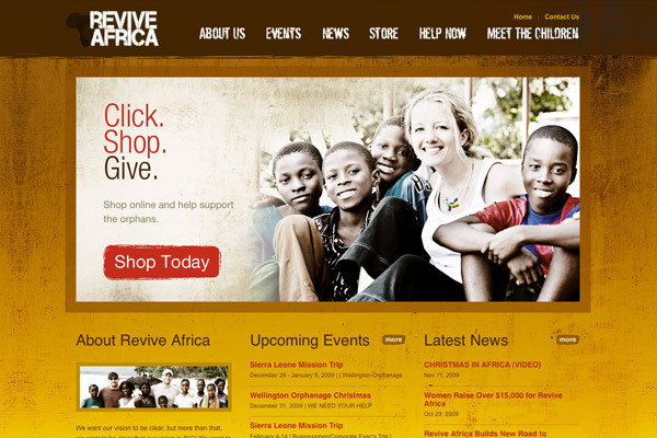 Reviveafrica
