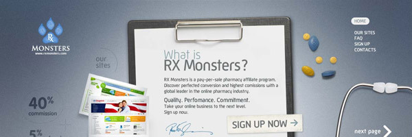 Rxmonsters