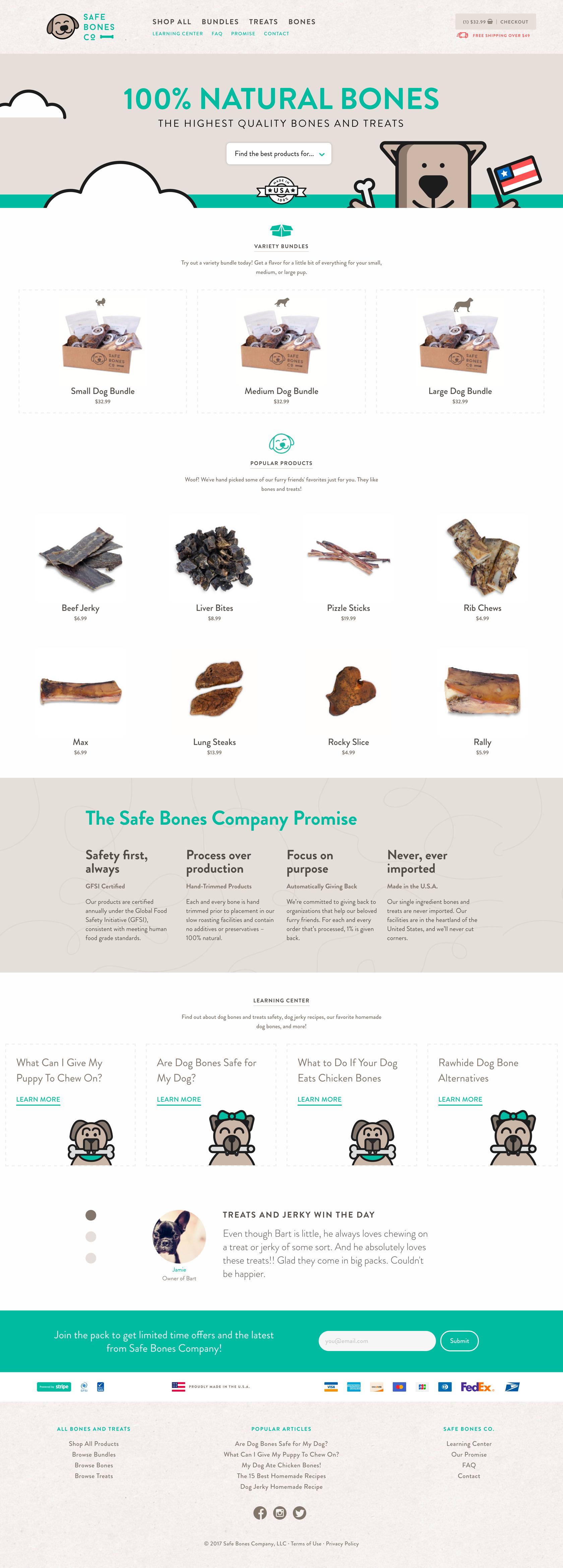 Safebones 01