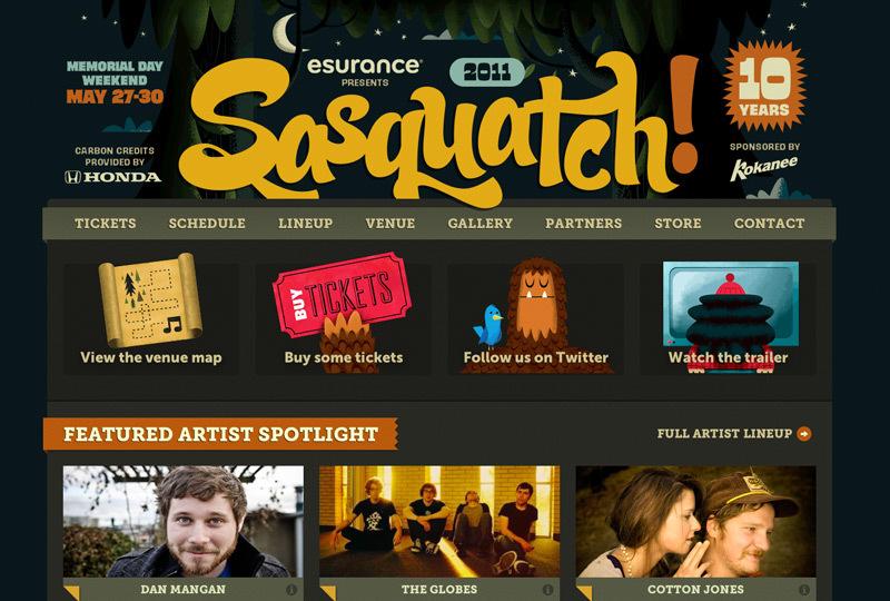 Sasquatchfestival