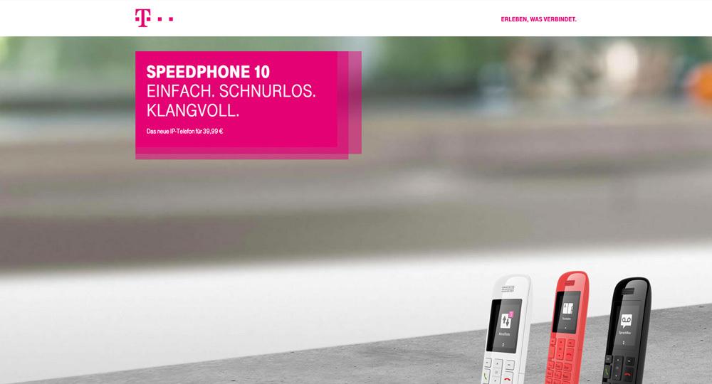 Speedphones