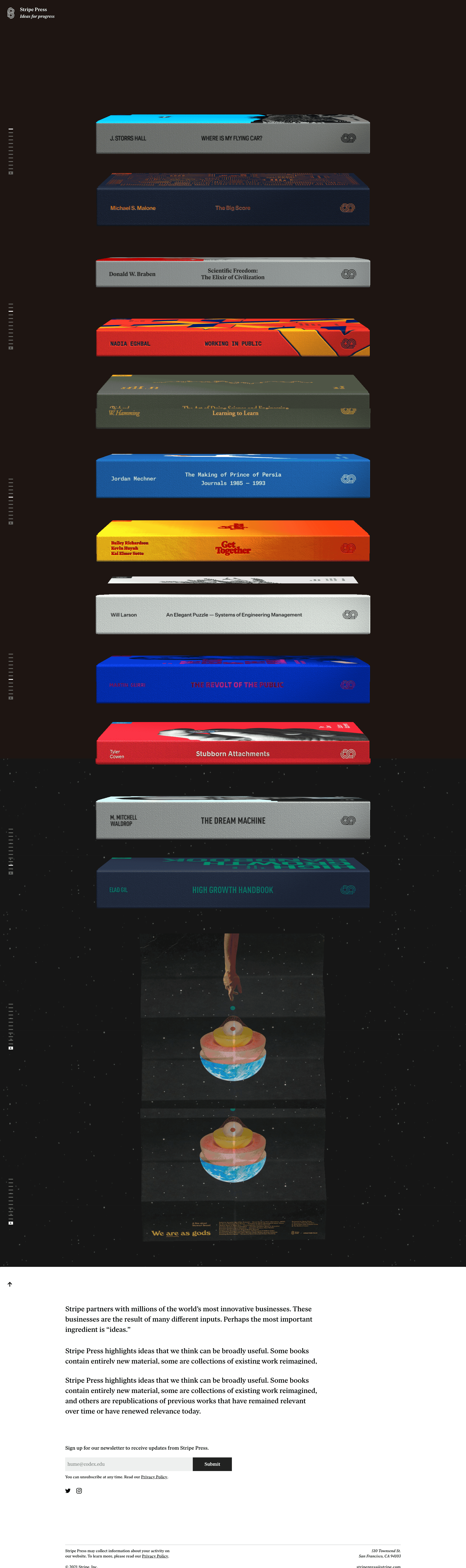 Stripe press 01